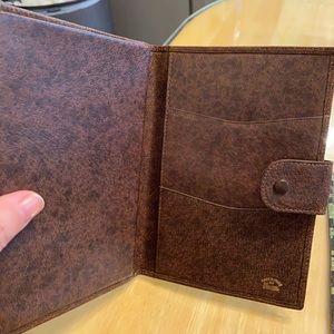 Vintage Gucci Passport Holder